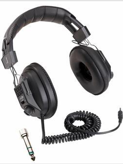 Califone 3068AV Switchable Stereo/Mono Headphones Headset