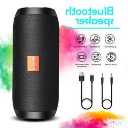 Portable Bluetooth Speaker Wireless Waterproof Stereo USB/TF