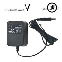 Fite ON AC Adapter Charger For ONN BOOMBOX WITH CD RADIO CAS