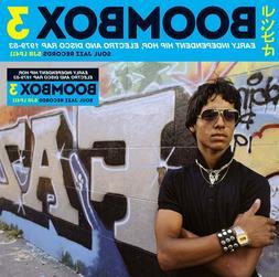 BOOMBOX 3 - NEW VINYL LP