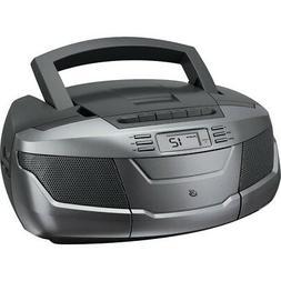 Boombox Radio Cassette cd Portable audio stereo music player