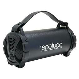 Boytone BT-38BK Portable Bluetooth Indoor/Outdoor Speaker 2.