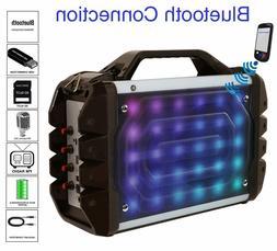 Boytone BT-52M Portable Audio karaoke Bluetooth PA Speaker S