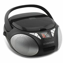 Magnavox CD Boombox with AM/FM Stereo Radio in Black