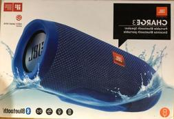 JBL Charge 3 Wireless Portable Bluetooth Stereo Speaker - Bl