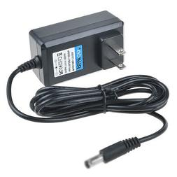 PwrON DC Adapter Charger For August SE50 SE50K SE50B Boombox