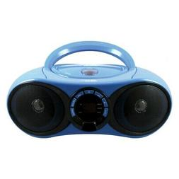 HamiltonBuhl AudioMVP Boombox CD/FM Media Player with Blueto