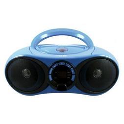 HamiltonBuhl AudioMVP Boombox CD/FM Media Player with Blueto