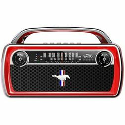 ION Audio iSP95 Mustang Stereo Boombox with Bluetooth