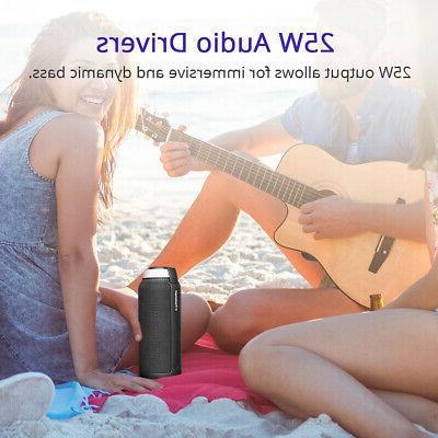 40W Tronsmart Element T6 Waterproof Boombox Power