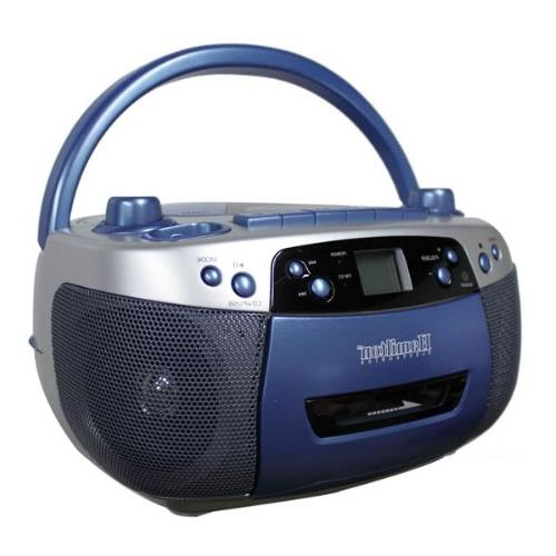 Hamilton USB, MP3, and AM/FM Radio