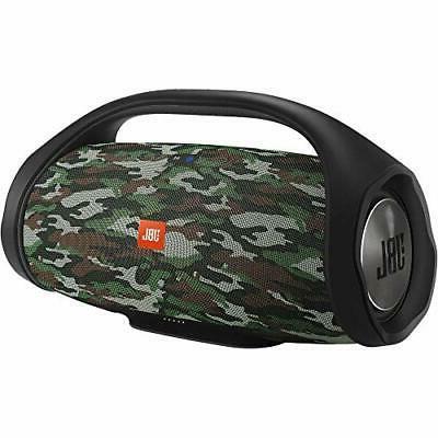 boombox waterproof portable bluetooth speaker w 24