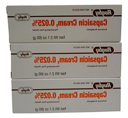 capsaicin generic