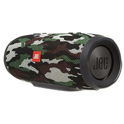 charge 3 waterproof portable bluetooth speaker camouflage