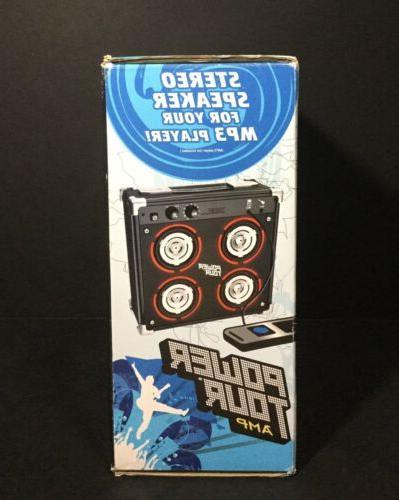Tiger Electronics Amp MP3 Speaker - NIB!