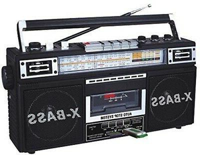 j22u retro mini boombox am fm sw