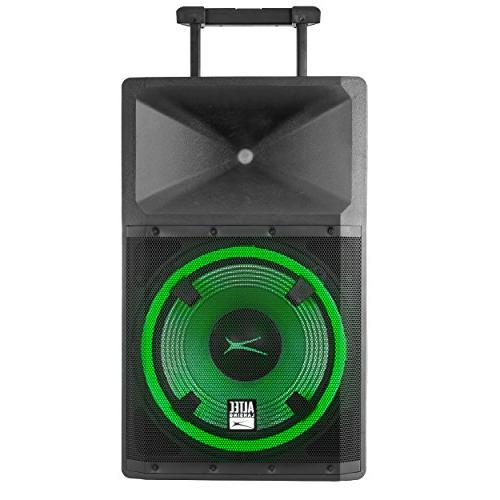 Altec Lightning Series Indoor Outoor Powerful Watt Speaker with Lights Media