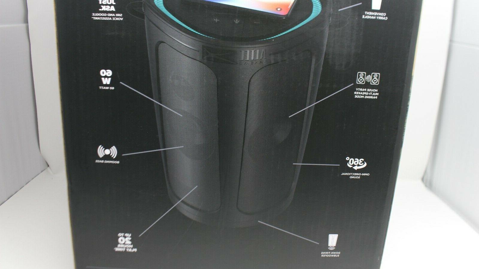 New Bluetooth Waterproof Speaker Lighting