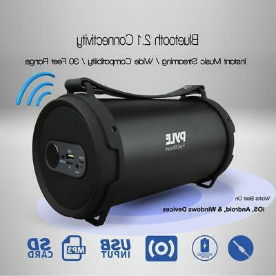Pyle 60 Watt Portable Bluetooth BoomBox Speaker
