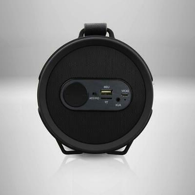 Pyle PBMSPG7 Portable Bluetooth Wireless BoomBox Speaker Stereo,