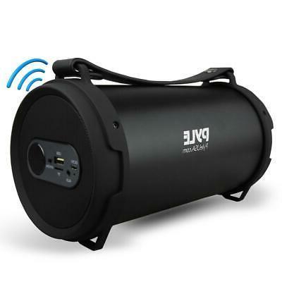 pbmspg7 60 watt portable bluetooth wireless boombox
