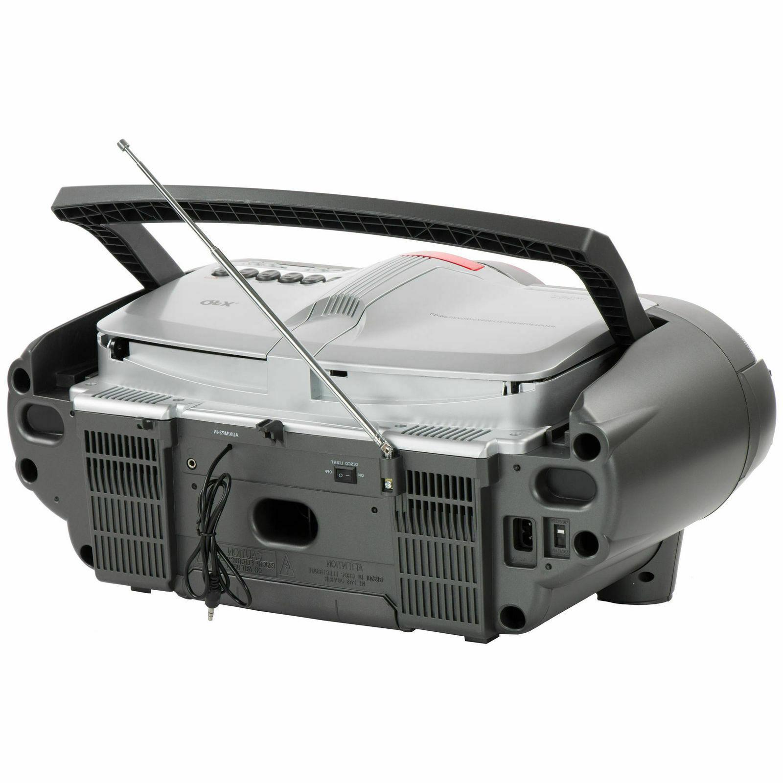 QFX Portable Cassette Speaker Remote