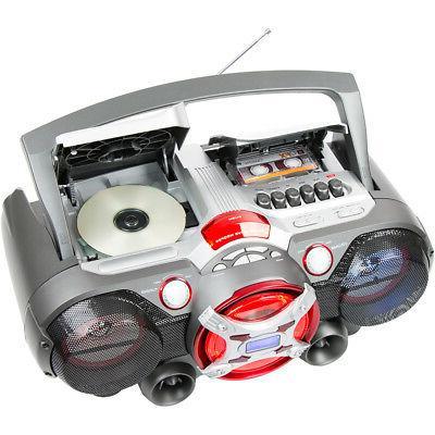 QFX Jumbo Cassette -