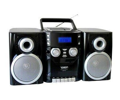 Naxa Boombox Radio Cassette