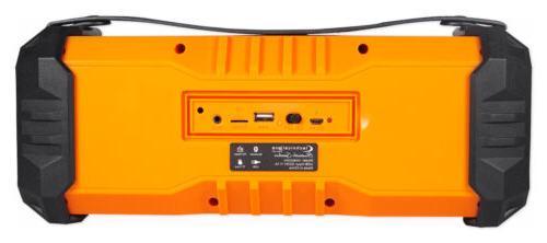 Technical Waterproof Boombox USB/FM