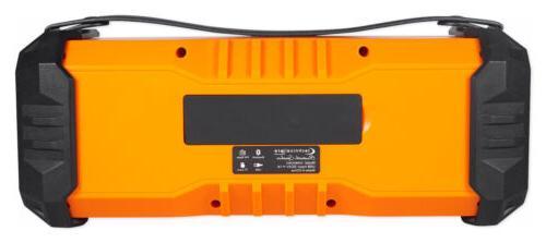 Waterproof Bluetooth Boombox USB/FM