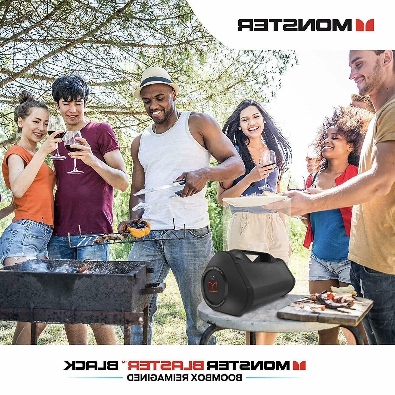 Superstar-Blaster Portable Bluetooth Wireless