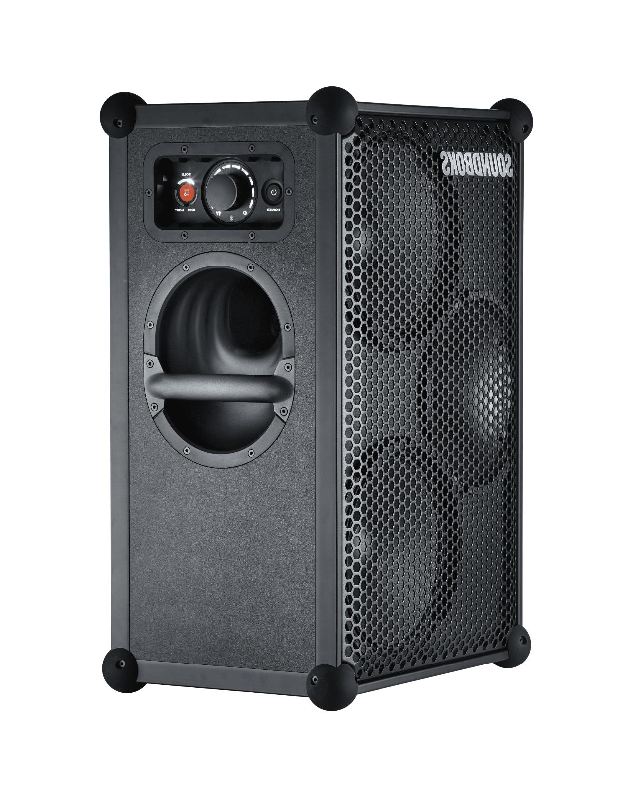 The SOUNDBOKS - The Loudest Portable Performance Speaker