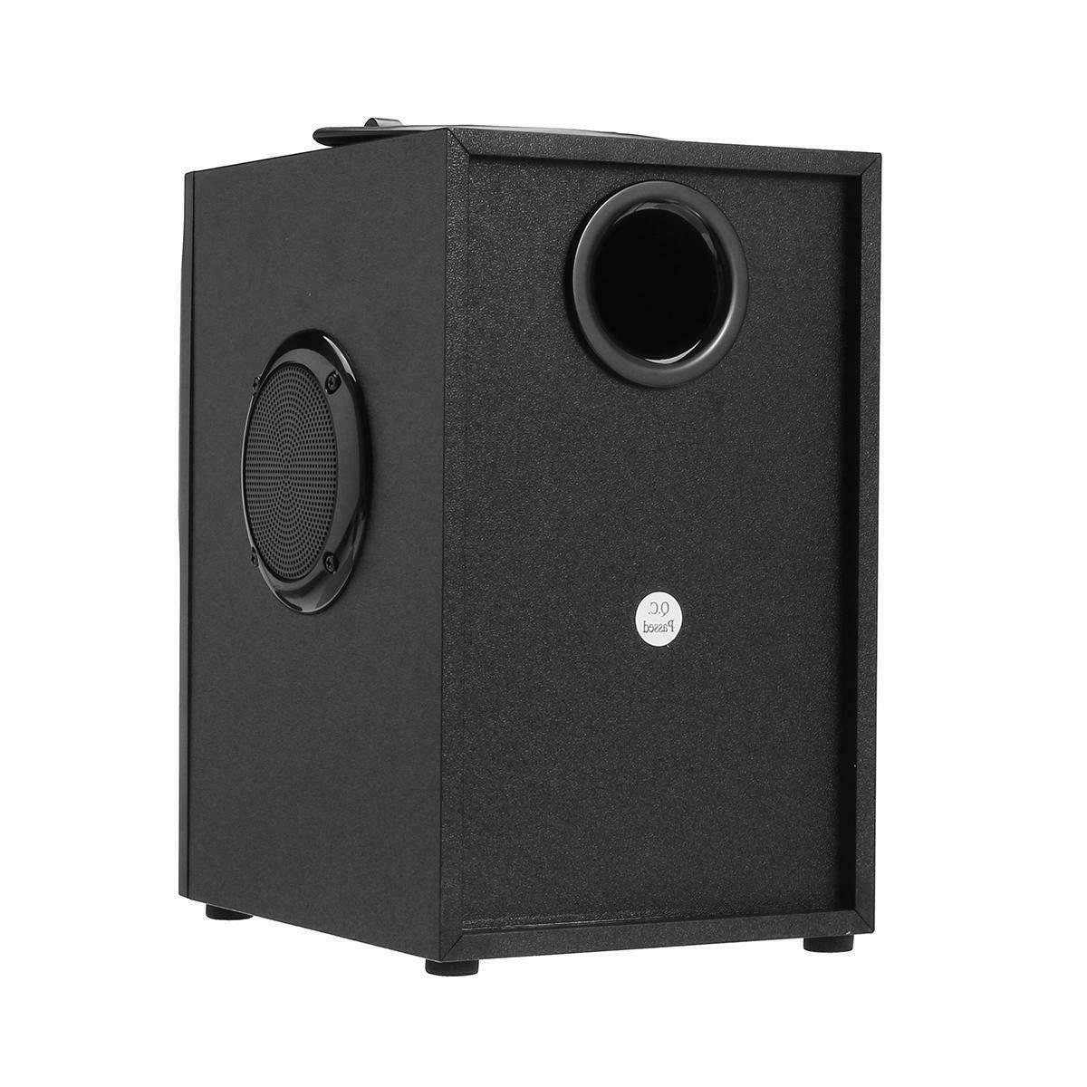 Bass Big Boombox Sound FM