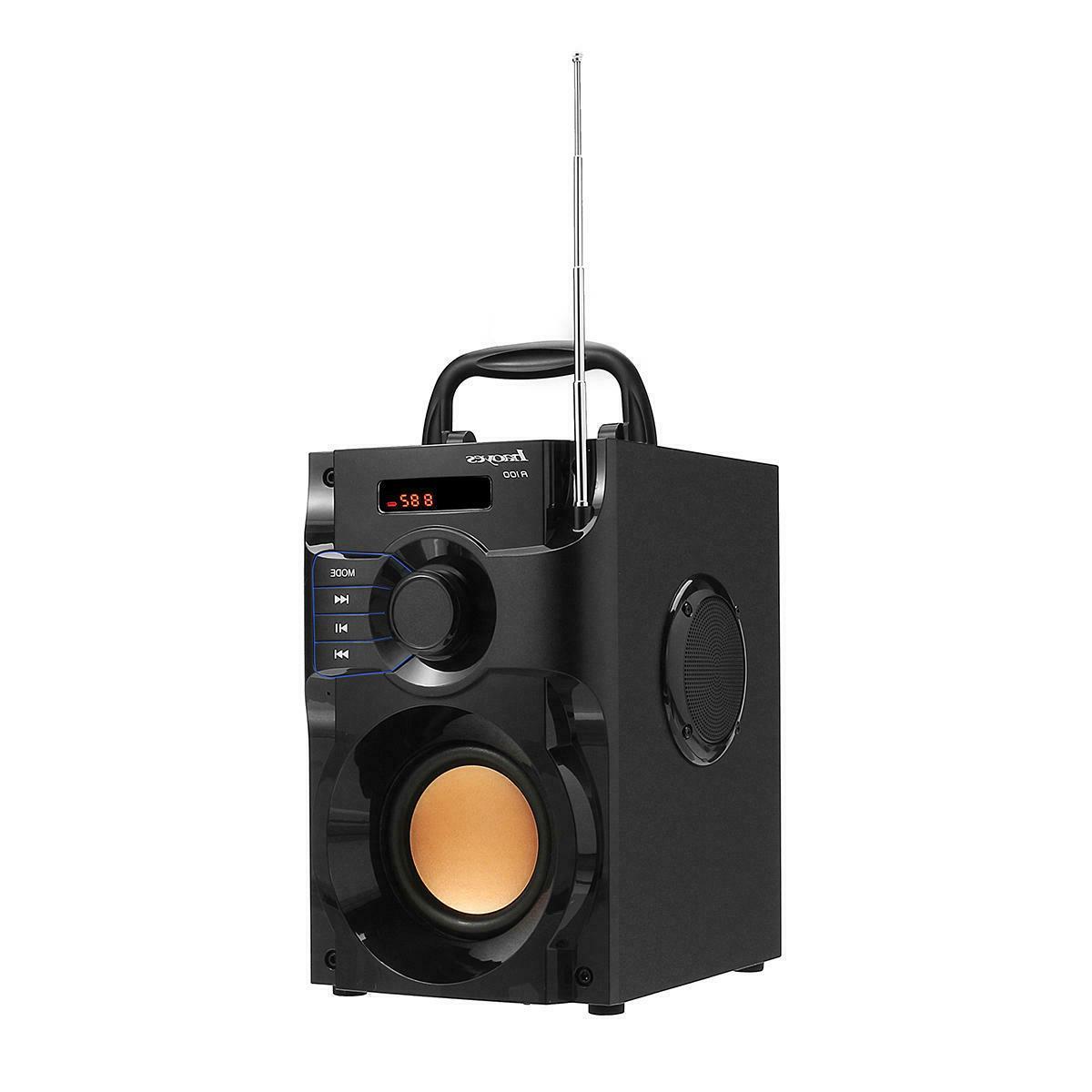 Bass Speaker Sound