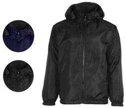 LAX Men's Premium Water Resistant Security Reversible Jacket