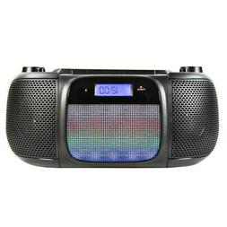 Magnavox MD6972 CD Boombox with AM/FM Radio, Color Changing