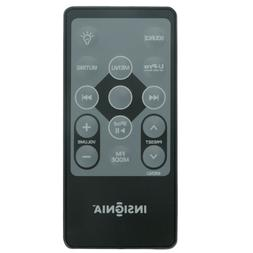 New Remote Control for Insignia BOOMBOX iPod Dock