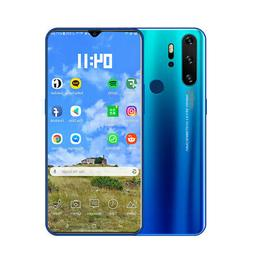 P1 Android Pie SmartPhone by Indigi® Cyan
