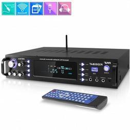Pyle P3301BAT Bluetooth Hybrid Amplifier Receiver Stereo Amp