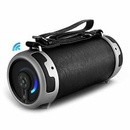 Pyle PBMSPG16 Portable Bluetooth Wireless BoomBox Stereo Sys