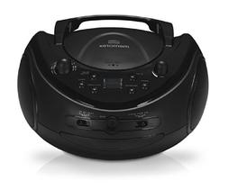 Memorex Portable CD Boombox with AM FM Radio