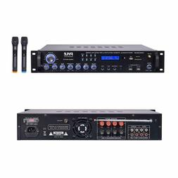 Pyle PWMA3003BT Bluetooth hybrid amplifier Receiver, 3000 Wa