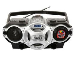 Supersonic SC-1395 Portable MP3 Audio Player Radio boombox U