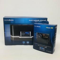 Sirius XM Radio SXABB1 Boombox New In Factory Sealed Box