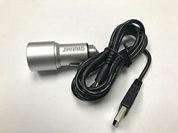 2-PORT-USB Car Charger+USB Cable for JBL Xtreme Speaker