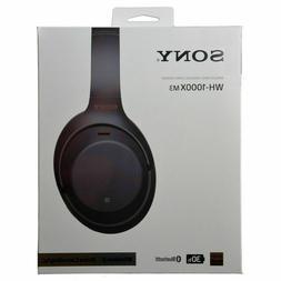 Sony WH-1000XM3 Wireless Noise Canceling w/ Amazon Alexa Hea